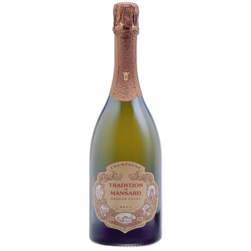 Champagne Mansard Tradition NV 750ml