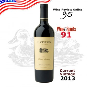 Duckhorn Napa Valley Howell Mountain 2013 750ml