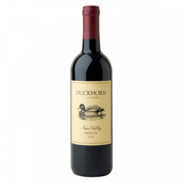 Duckhorn Vineyard Napa Valley  Merlot