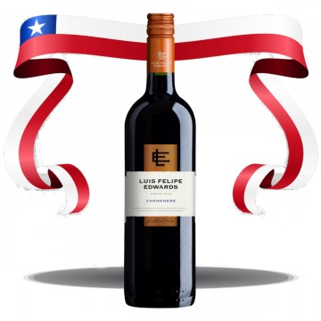 Luis Felipe Edwards Classic Carmenere 750ml
