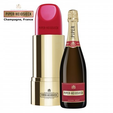 Piper-Heidsieck Cuvee Brut Lipstick Edition 75CL, Champagne France