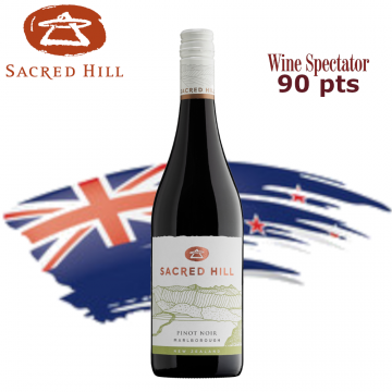 Sacred Hill Marlborough Pinot Noir 750ml
