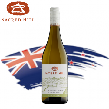 Sacred Hill Marlborough Sauvignon Blanc 750ml