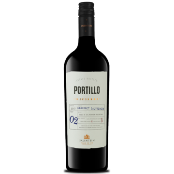 Salentein Portillo Cabernet Sauvignon 750ml