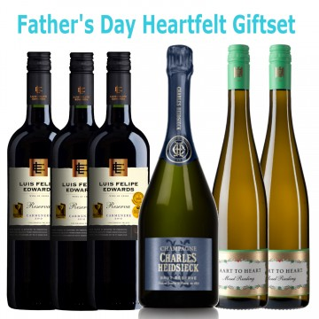 Father's Day Heartfelt Giftset