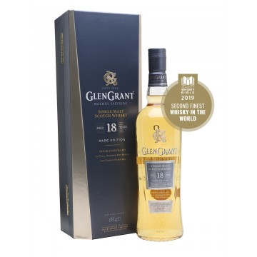 Glen Grant  18 YO Whiskey