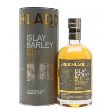 Bruichladdich Islay Barley 2011 (Unpeated)